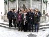 Grupna ispred Onofrijeve cesme, Dubrovnik, 27-30.11.2013.