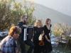 Muzika na vrhu brda